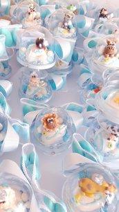 Animali - Bomboniera animali - confetti decorati - festa tema animali - bomboniere re leone - festa giungla - comunione