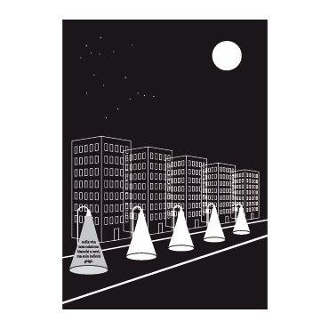 Illustrazione BIANCHI E NERI