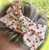 Fascetta per capelli stile anni '50 Pin Up