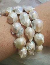 Bracciale perle scaramazze