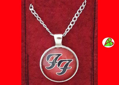 Collana Foo Fighters - Dave Grohl