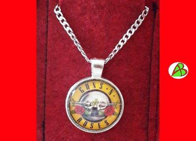Collana Guns N' Roses