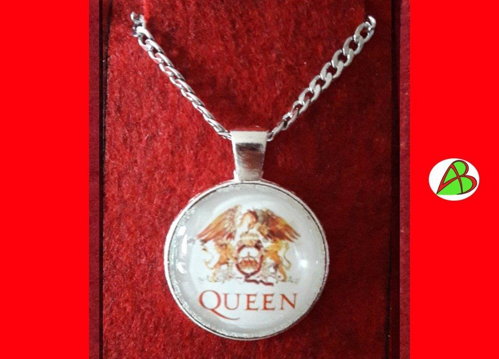 Collana Queen - Freddie Mercury