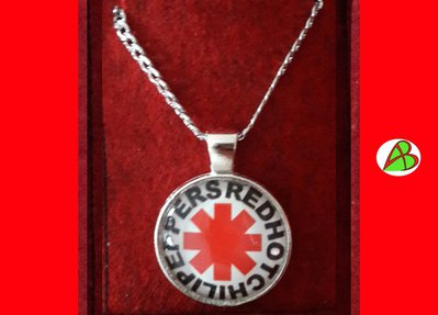 Collana Red Hot Chili Peppers