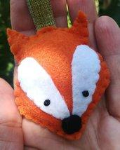 Portachiavi Foxy la volpina