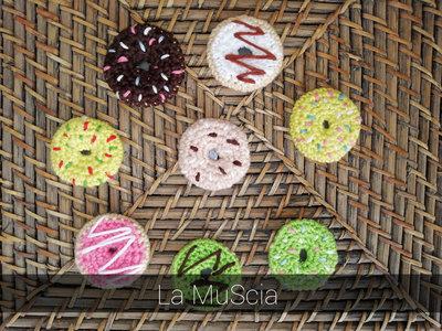 Calamite Donut o Ciambelle di Carnevale!