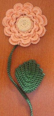 fiorellino uncinetto in cotone