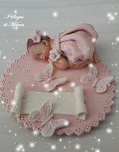 Bomboniere bebè battesimo bimba