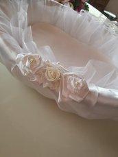 ceste porta confetti e bomboniere eleganti per matrimoni/comunioni/battesimi