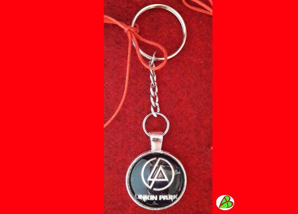 Portachiavi  Linkin Park - Chester Bennington