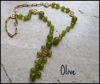 Collana ''Olive''