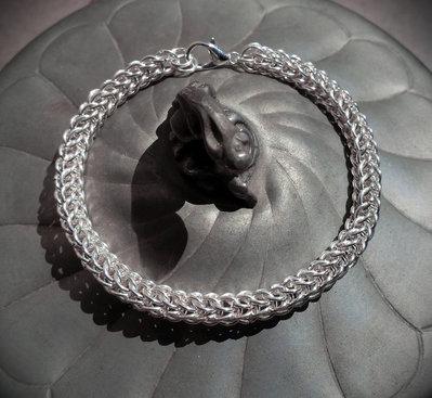 Bracciale Full Persian Chainmail.