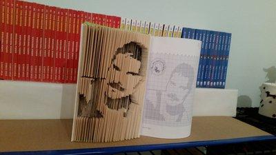 Libro scultura  Freddie