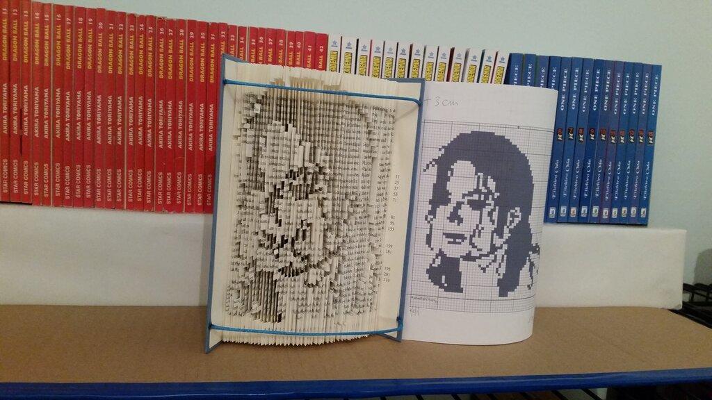 Libro scultura  michael
