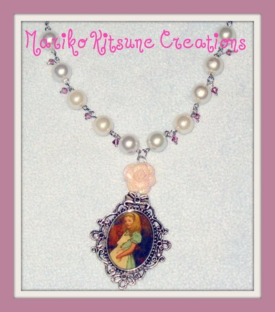 ALICE IN WONDERLAND collana