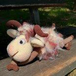 Aries Bruschy § Ariete Ricciolino § Hand Knitted (crochet) Toys