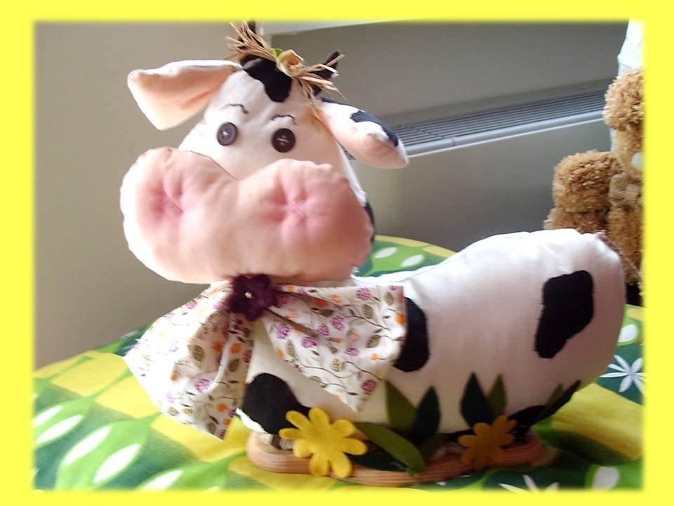 Fermaporta mucca Carolina