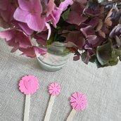 Segnalibri in rosa