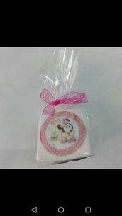 Marshmallow caramelle personalizzati