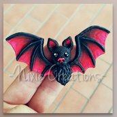 Calamita Pipistrello - Rosso