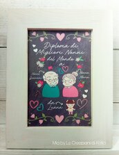 Regalo per nonni