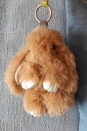 Portachiavi Peluche - Bunny