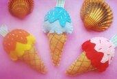 Coni gelato coloratissimi
