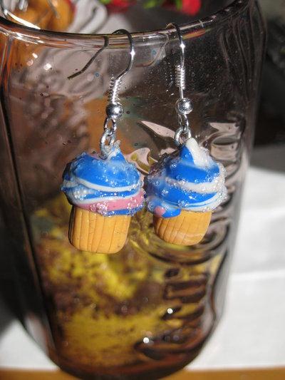"""orecchini """"cupcake"""""""
