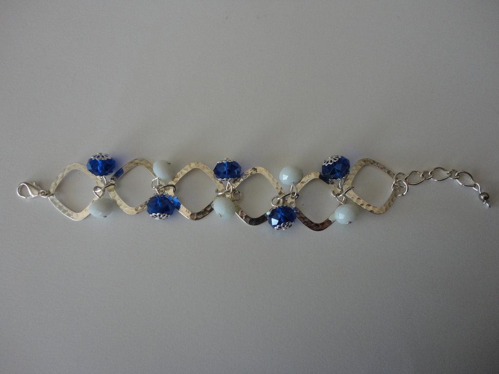 bracciale di cristalli