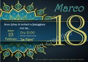 Biglietti E Inviti Per Compleanno Con Misshobby