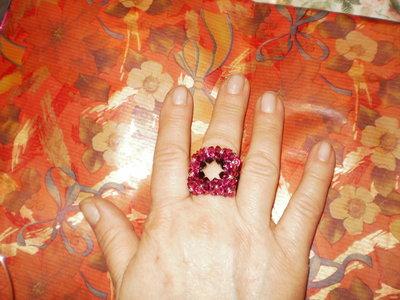 anello swarovski