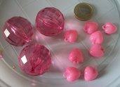11 perle in plastica