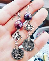 Orecchini con Amuleti