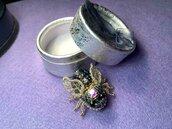 Spilla insetto gioiello