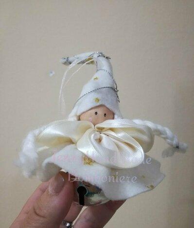 Bambolina Folletto con campanella