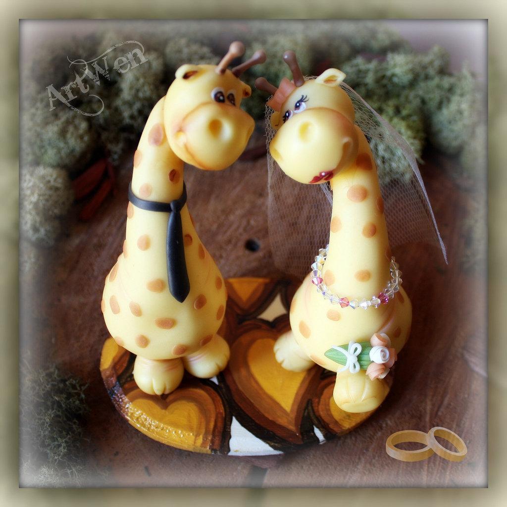 Topcake sposini giraffe