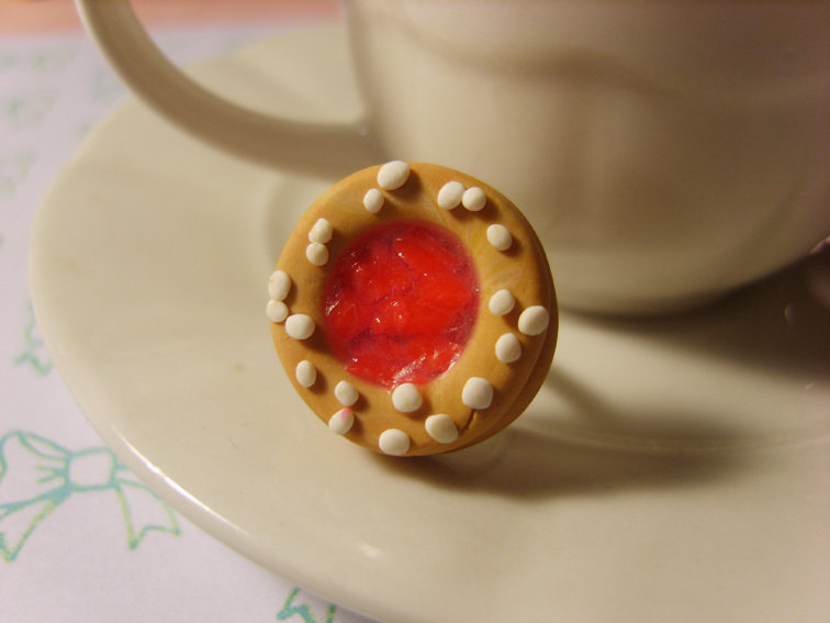biscottino marmellata