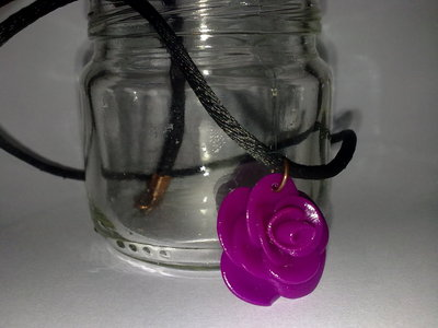 Ciondolo Petali di Rosa