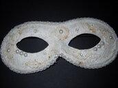 Maschera con pizzo