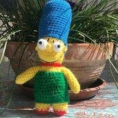 Marge Simpson Amigurumi