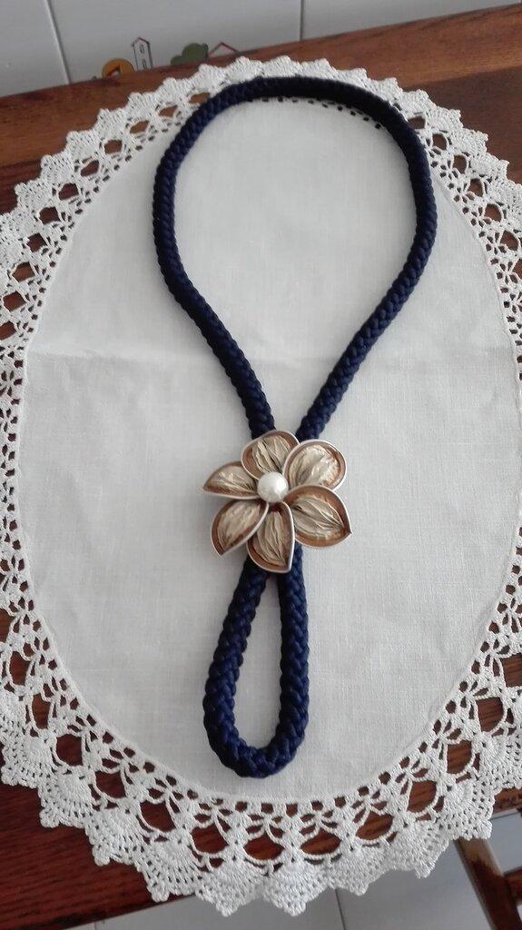 collana con cialde Nespresso
