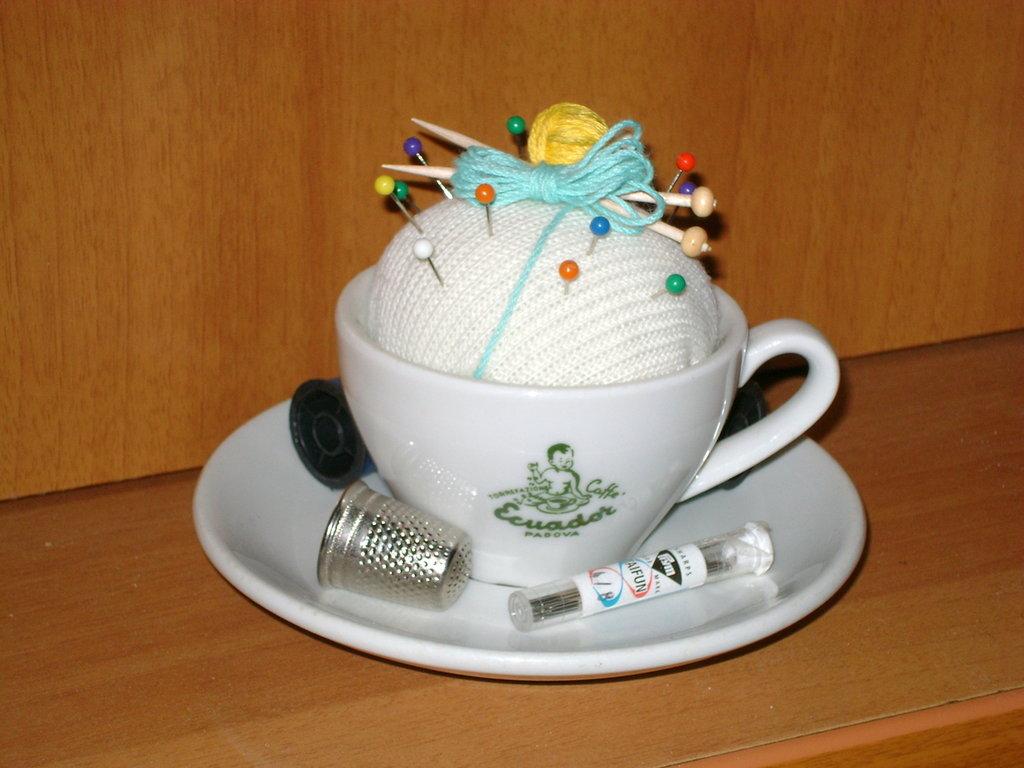 Caffè laborioso - puntaspilli