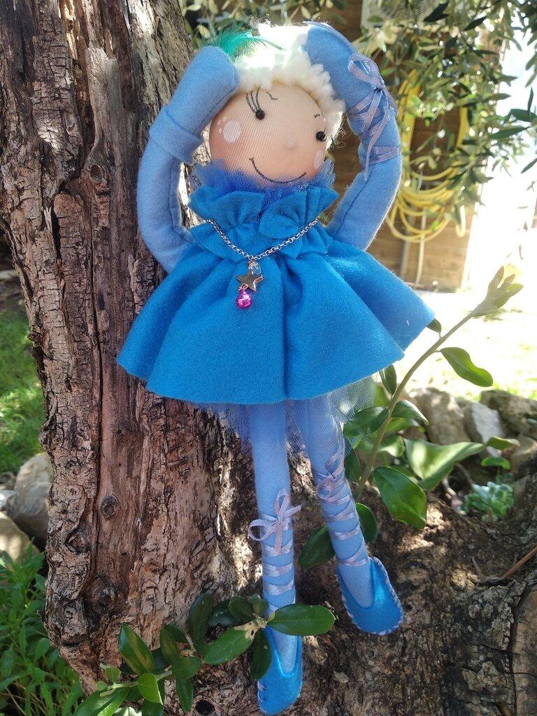 Bambola Pigotta '' Principessa Danzante ''