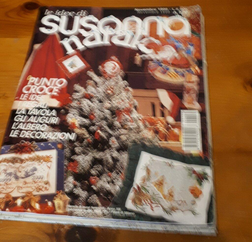rivista Susanna vintage