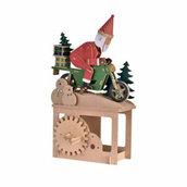Babbo Natale - Puzzle 3d Meccanico
