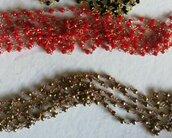 Riservata per Agata n. 2 collane rosario