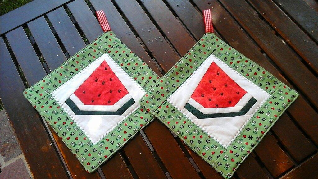 Presine patchwork anguria