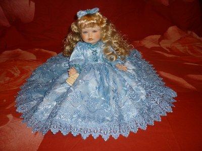 Bambola in porcellana ELISA