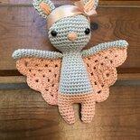 Pipistrella baby amigurumi
