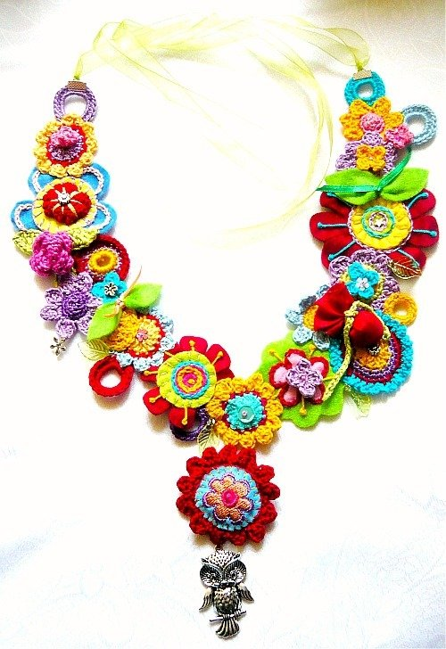 Necklace Magic Spring